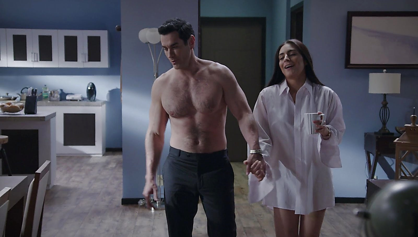 David Zepeda sexy shirtless scene June 9, 2018, 11am