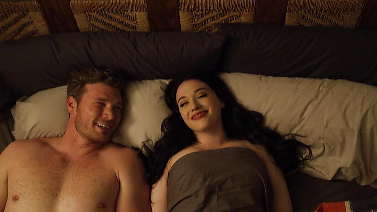Derek Theler sexy shirtless scene November 22, 2019, 9am