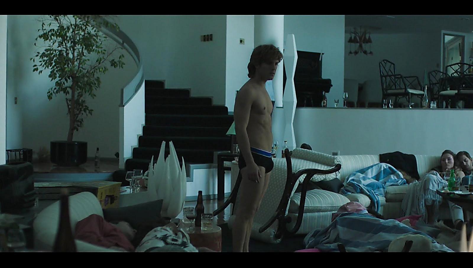 Diego Boneta sexy shirtless scene May 28, 2018, 11am