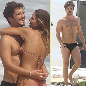 Diego Boneta latest sexy shirtless September 15, 2019, 6pm
