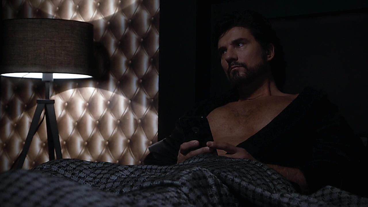 Diego Olivera sexy shirtless scene January 9, 2019, 10am