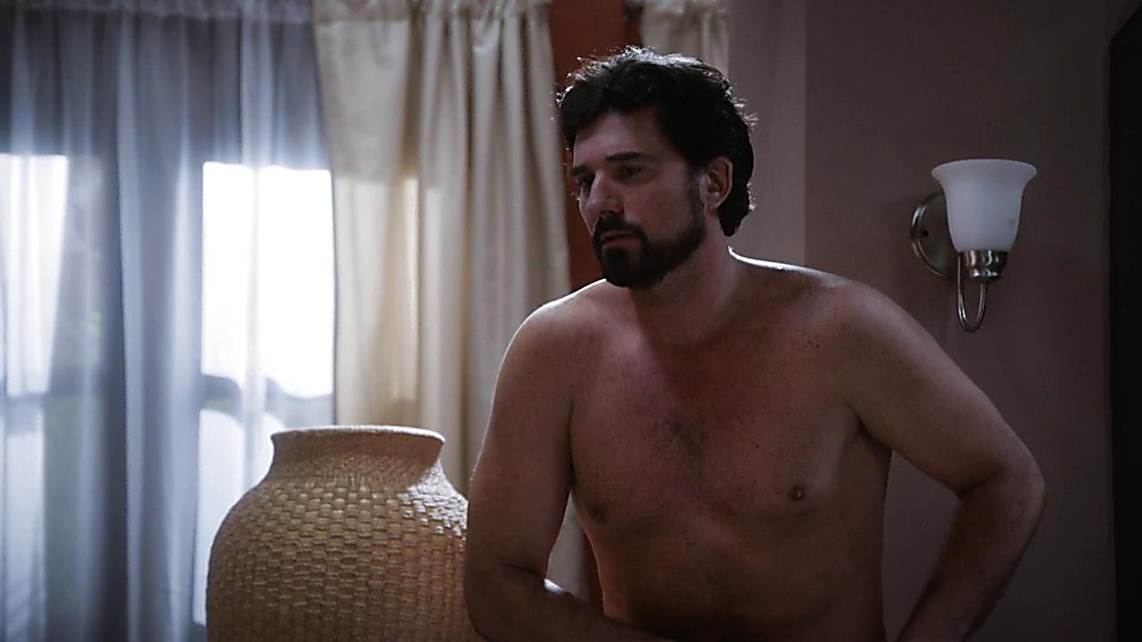 Diego Olivera sexy shirtless scene February 27, 2019, 10am