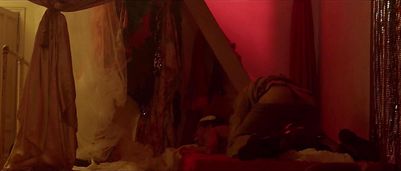 Diogo Morgado sexy shirtless scene November 26, 2017, 1pm