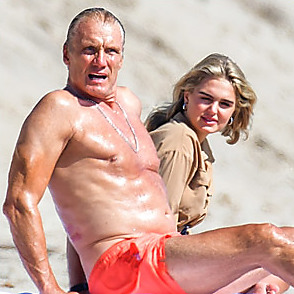 Dolph Lundgren latest sexy shirtless August 7, 2020, 12pm