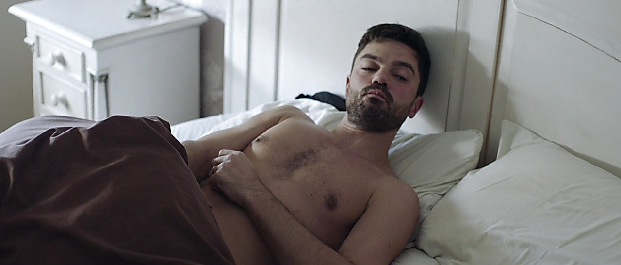 Dominic Cooper latest sexy shirtless scene May 16, 2018, 11am