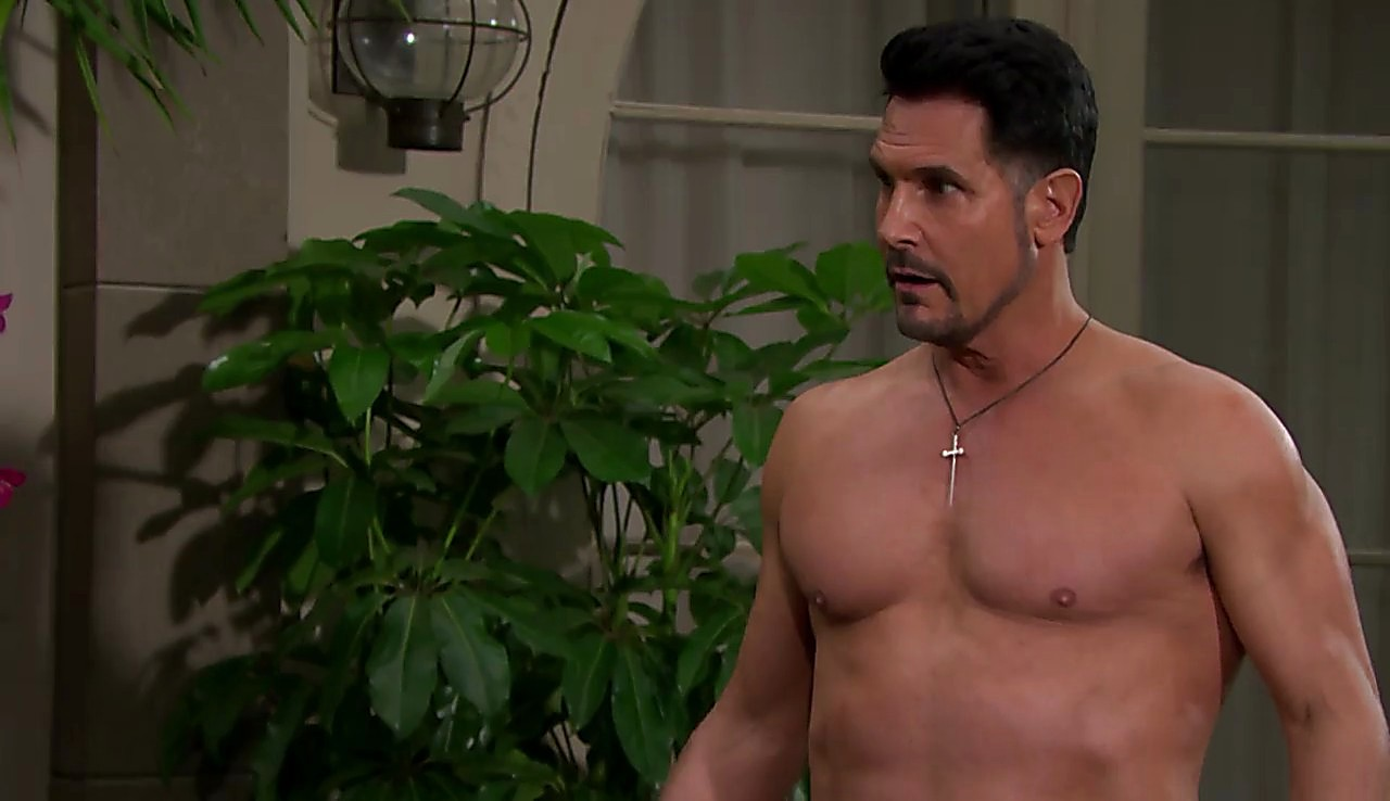 Don Diamont sexy shirtless scene July 6, 2017, 1pm