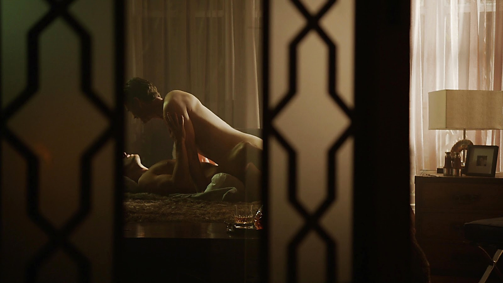 Dougray Scott sexy shirtless scene March 31, 2020, 6am
