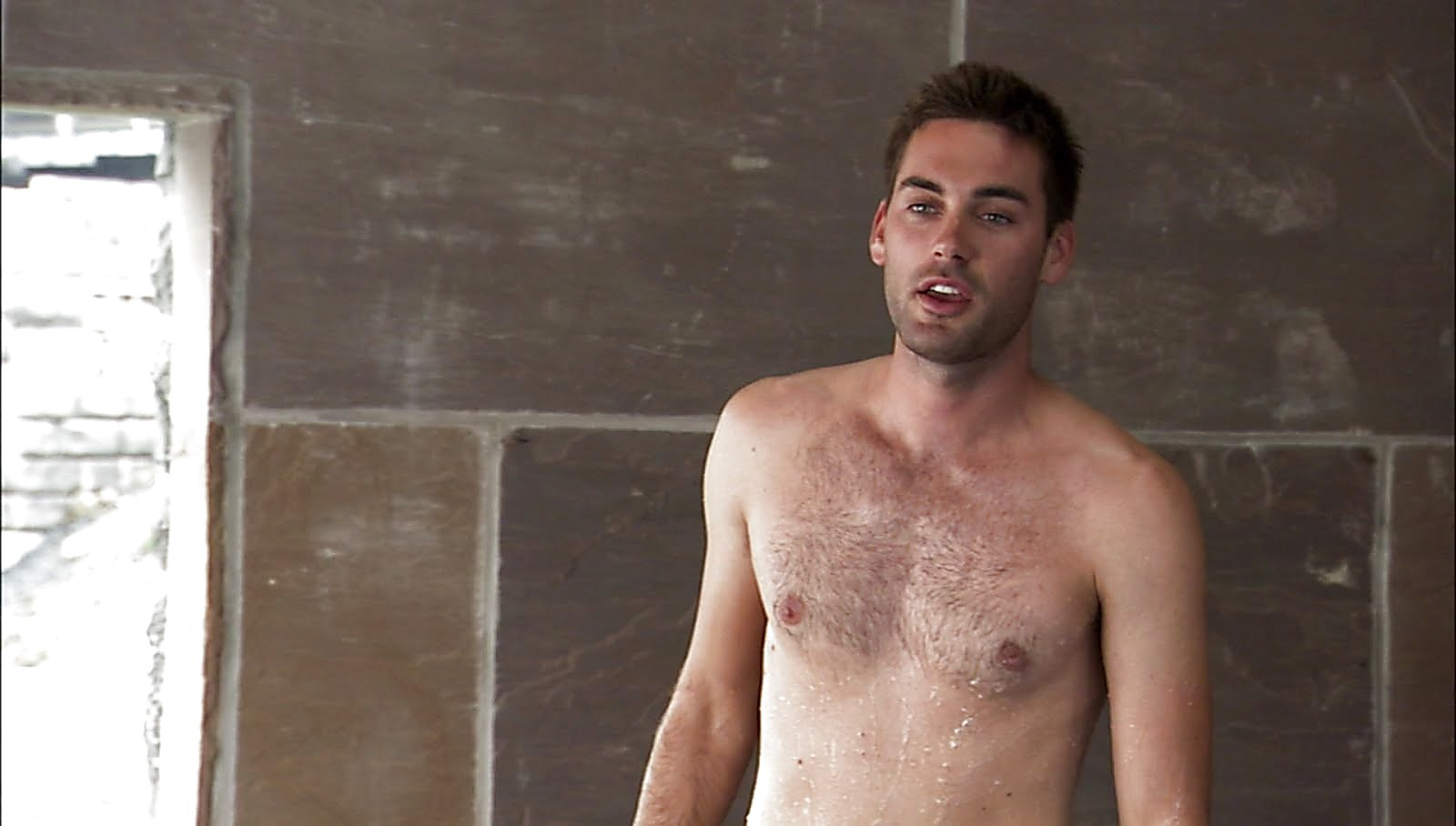 Drew Fuller sexy shirtless scene May 2, 2018, 11am