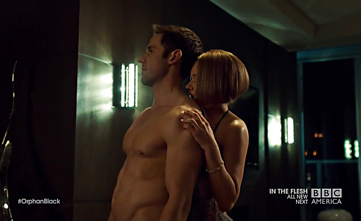 Dylan Bruce sexy shirtless scene May 17, 2014, 10pm