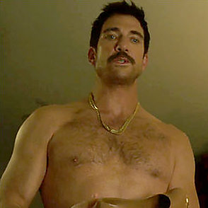 Dylan Mcdermott latest sexy shirtless July 17, 2014, 1pm