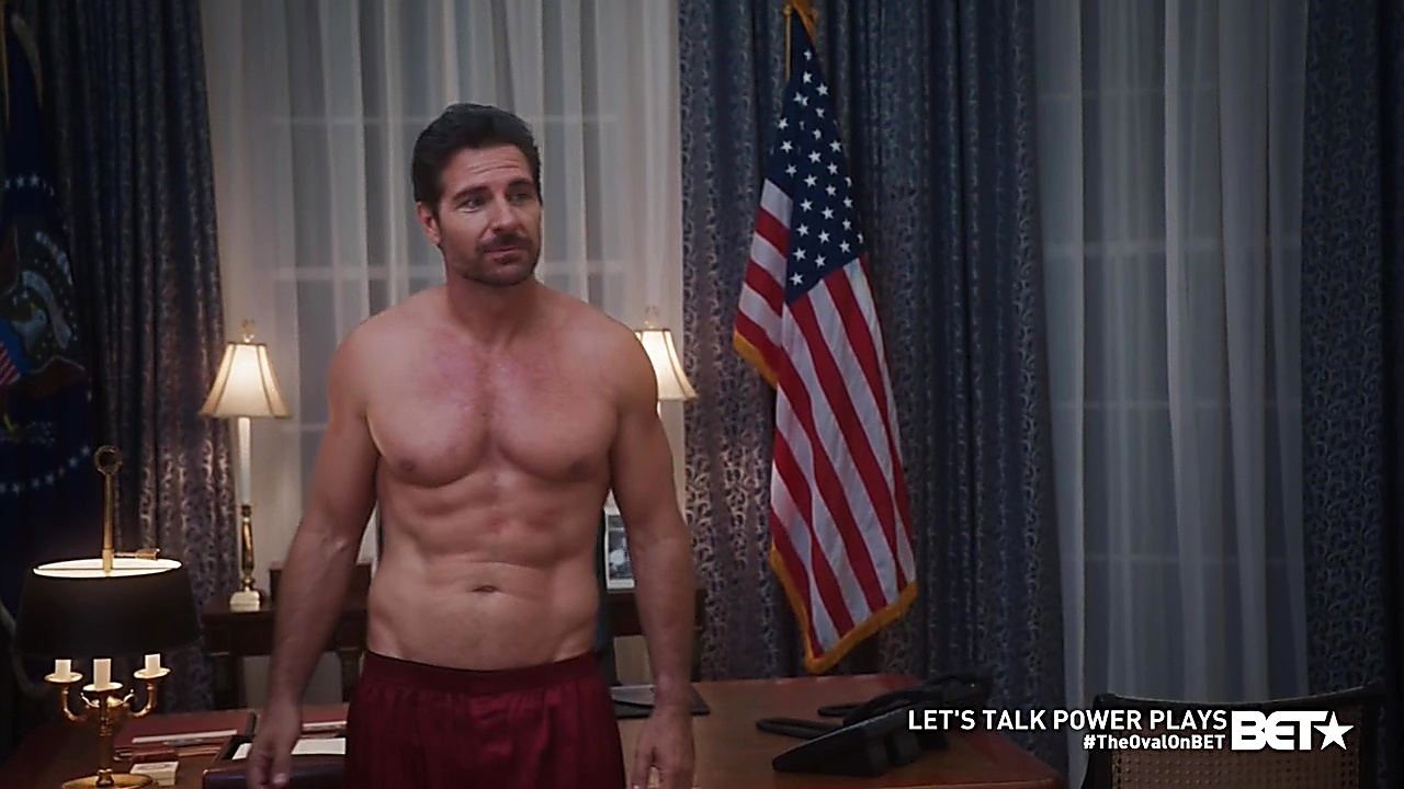Ed Quinn sexy shirtless scene November 7, 2019, 4pm