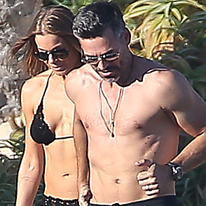 Eddie Cibrian latest sexy shirtless January 10, 2018, 10pm