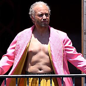 Edgar Ramirez latest sexy shirtless May 12, 2017, 2pm