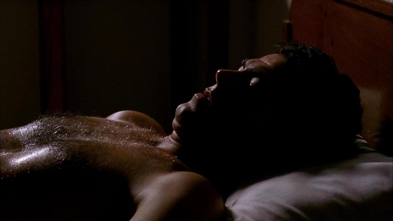 Eduardo Moscovis sexy shirtless scene August 1, 2020, 10am