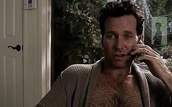 Eion Bailey sexy shirtless scene September 1, 2014, 1pm