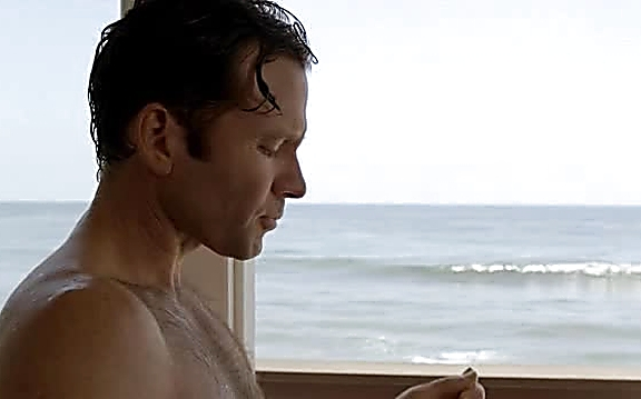 Eion Bailey sexy shirtless scene September 22, 2014, 5pm