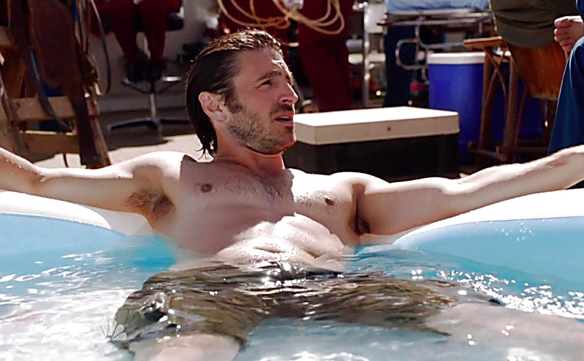 Eoin Macken sexy shirtless scene June 22, 2014, 7pm