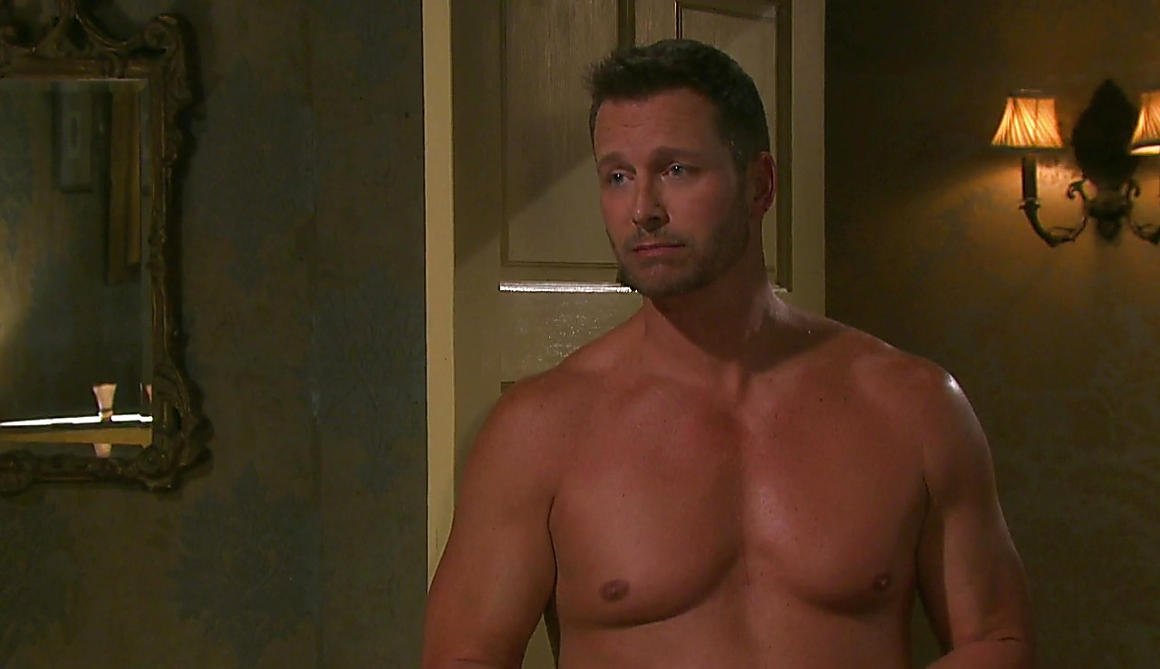 Eric Martsolf sexy shirtless scene December 30, 2017, 12pm