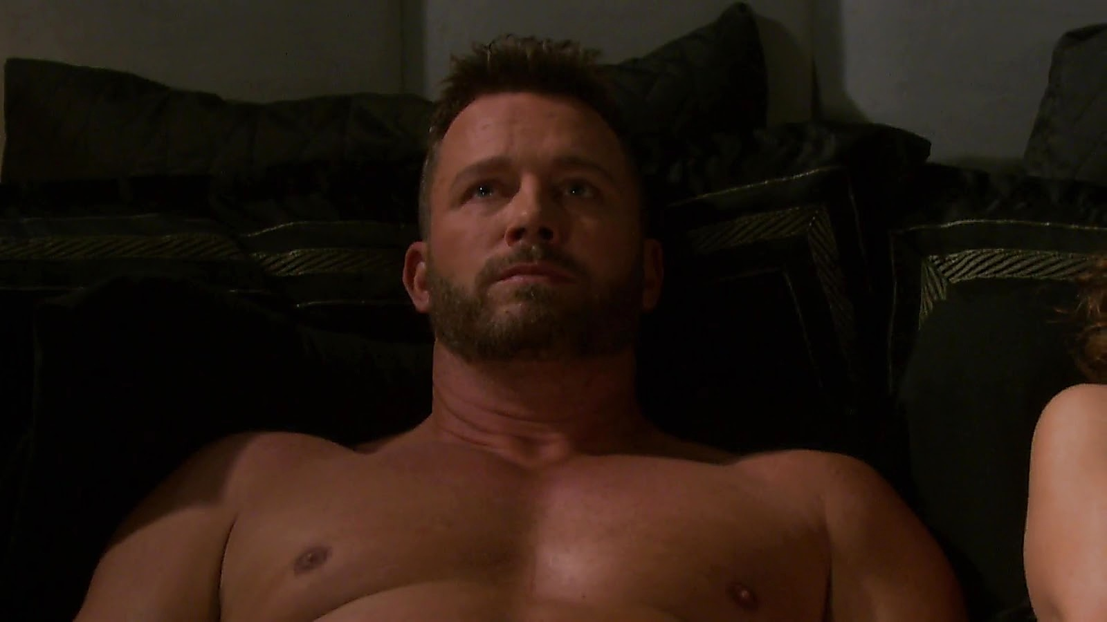 Eric Martsolf sexy shirtless scene June 20, 2020, 9am
