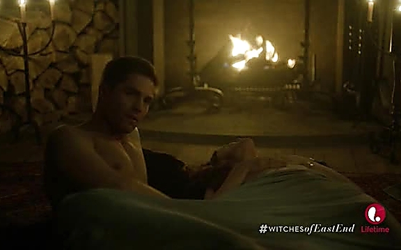 Eric Winter   Witches Of East End 2x08 14