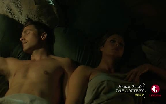 Eric Winter sexy shirtless scene October 22, 2014, 8pm