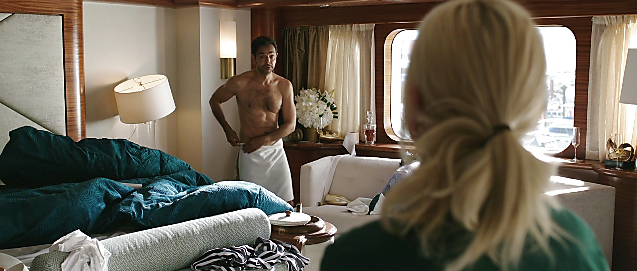 Eugenio Derbez sexy shirtless scene July 22, 2018, 1pm