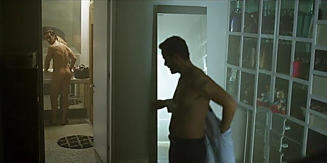 Eugenio Siller sexy shirtless scene March 25, 2021, 6am