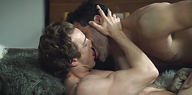 Eugenio Siller sexy shirtless scene May 19, 2021, 7am