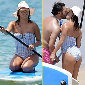 Eva Longoria latest sexy shirtless May 9, 2017, 2pm