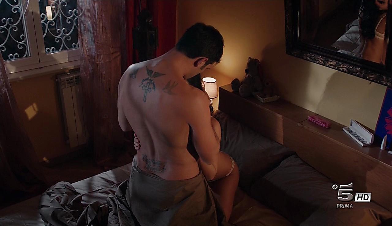Francesco Arca sexy shirtless scene March 6, 2017, 11am