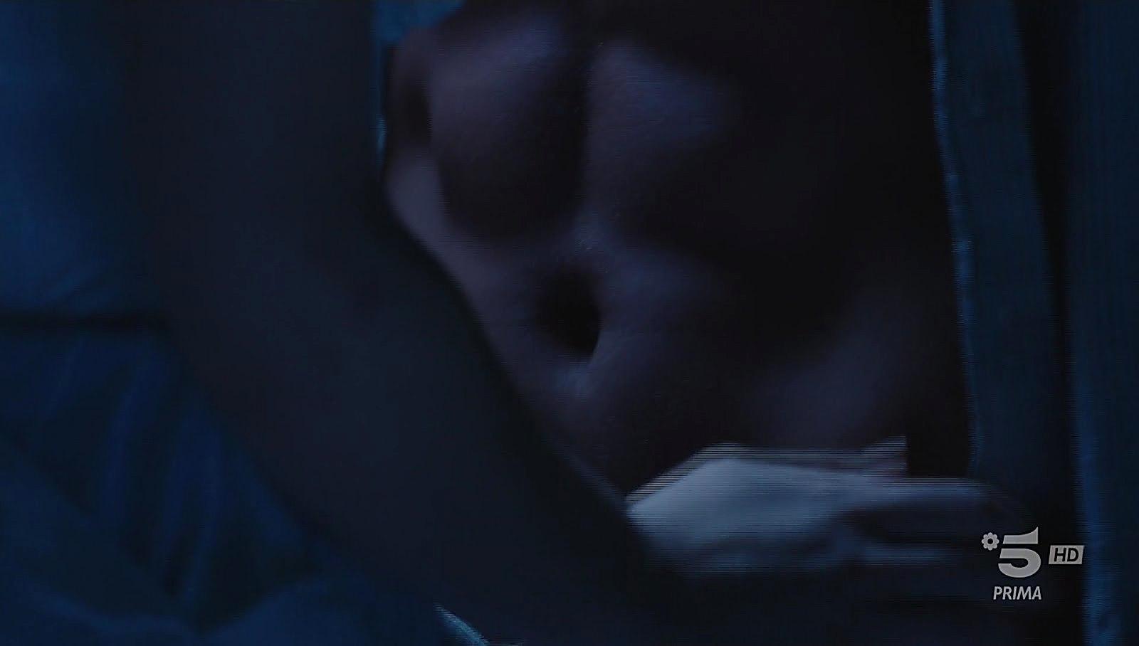 Francesco Arca sexy shirtless scene July 10, 2018, 11am