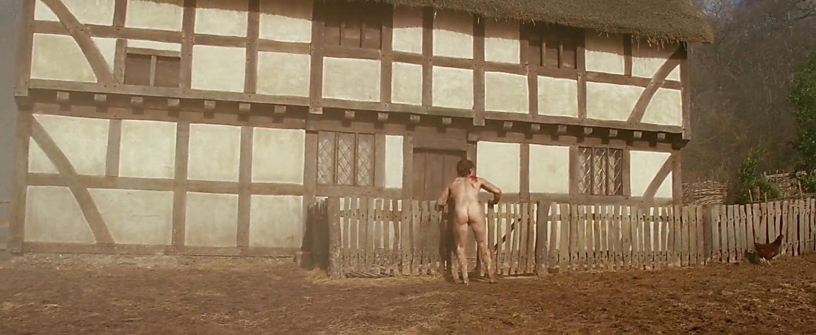 Freddie Fox sexy shirtless scene June 26, 2020, 3pm