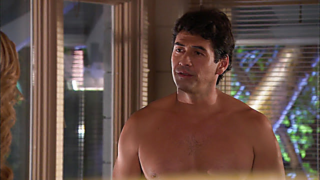 Gabriel Porras sexy shirtless scene October 24, 2020, 12pm