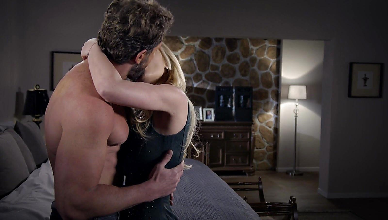 Gabriel Soto sexy shirtless scene April 27, 2017, 11am
