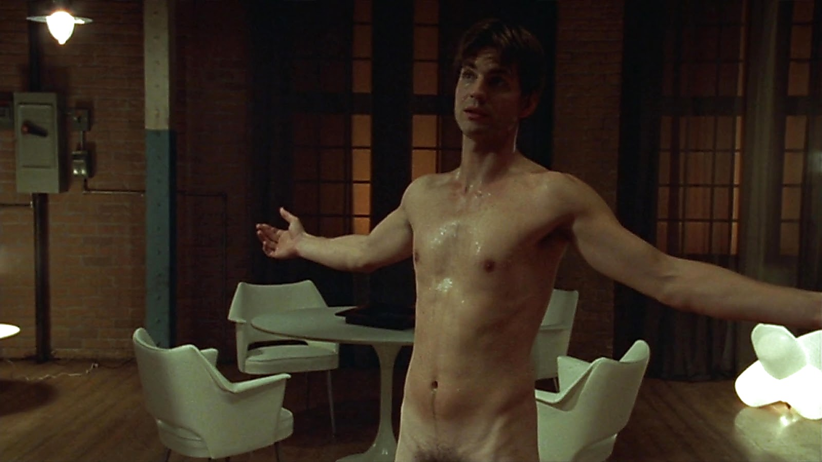 Gale Harold sexy shirtless scene May 3, 2019, 12pm