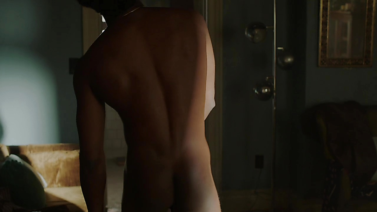 Gary Carr latest sexy shirtless scene October 8, 2018, 1pm