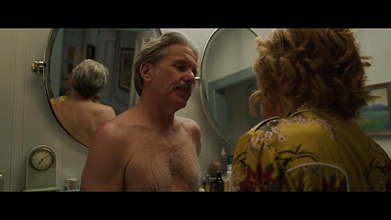 Gary Cole sexy shirtless scene December 1, 2019, 1pm