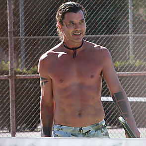 Gavin Rossdale latest sexy shirtless November 1, 2020, 8pm