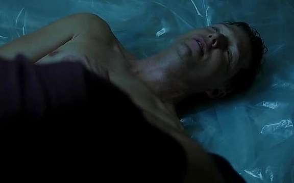 George Newbern sexy shirtless scene October 20, 2014, 4pm
