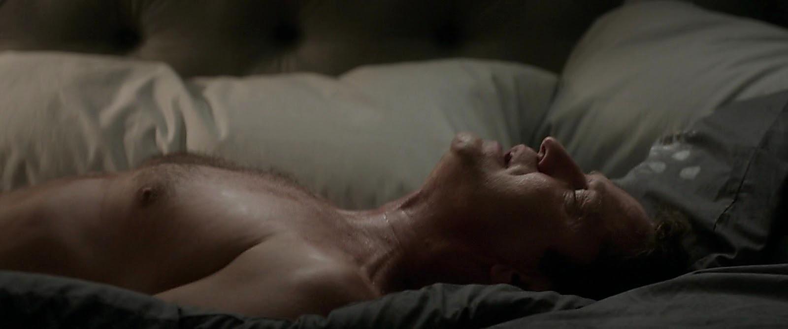 Gerard Butler sexy shirtless scene June 5, 2017, 1pm