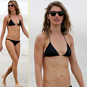 Gisele Bundchen Bikini 2015 March 24 2015