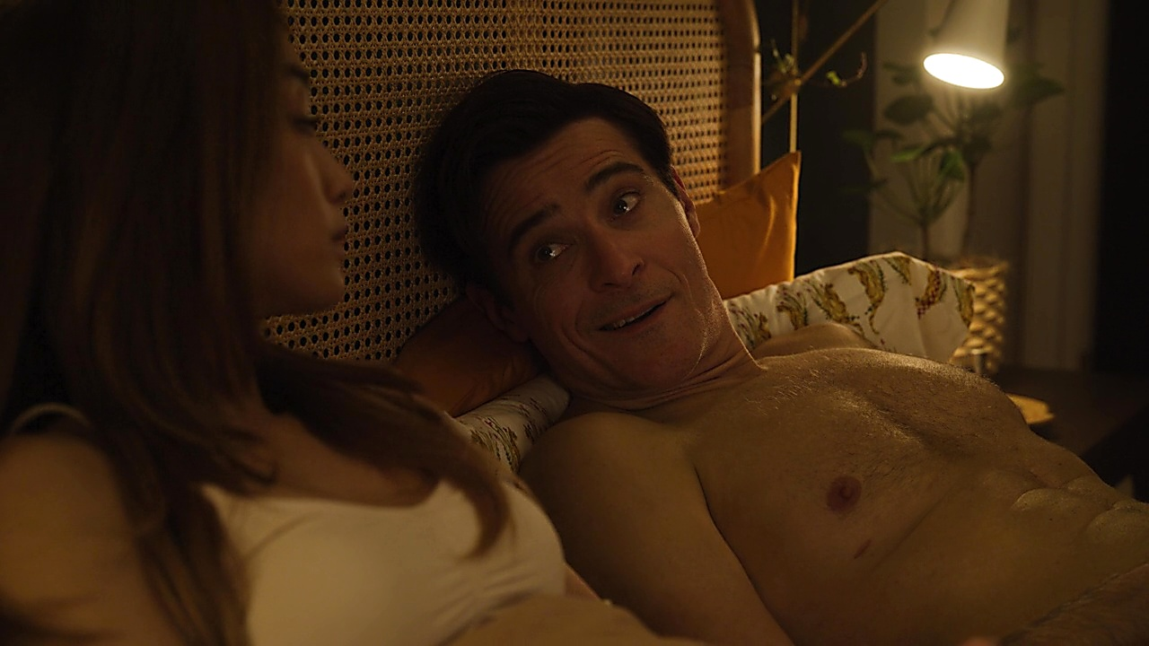 Goran Visnjic sexy shirtless scene November 22, 2019, 9am