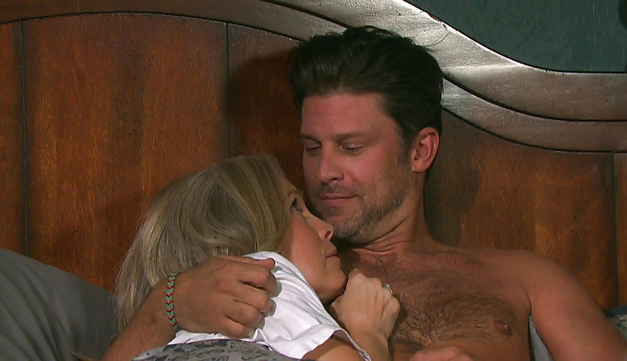 Greg Vaughan  Days Of Our Lives 2018 04 07 2