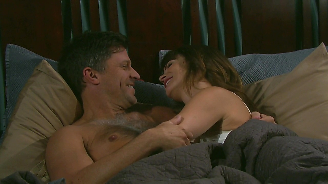 Greg Vaughan sexy shirtless scene April 10, 2019, 10am
