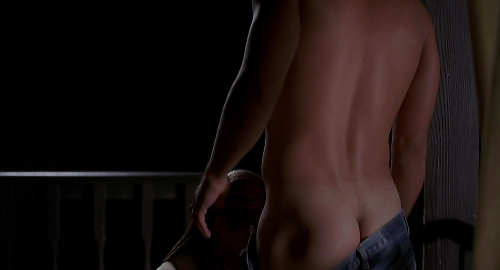 Greg Vaughan sexy shirtless scene March 20, 2019, 2pm