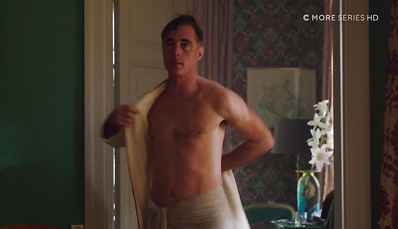 Greg Wise sexy shirtless scene November 27, 2017, 3pm