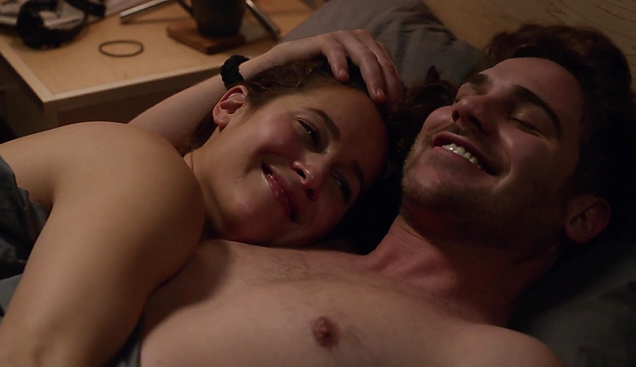 Grey Damon sexy shirtless scene April 6, 2018, 12pm