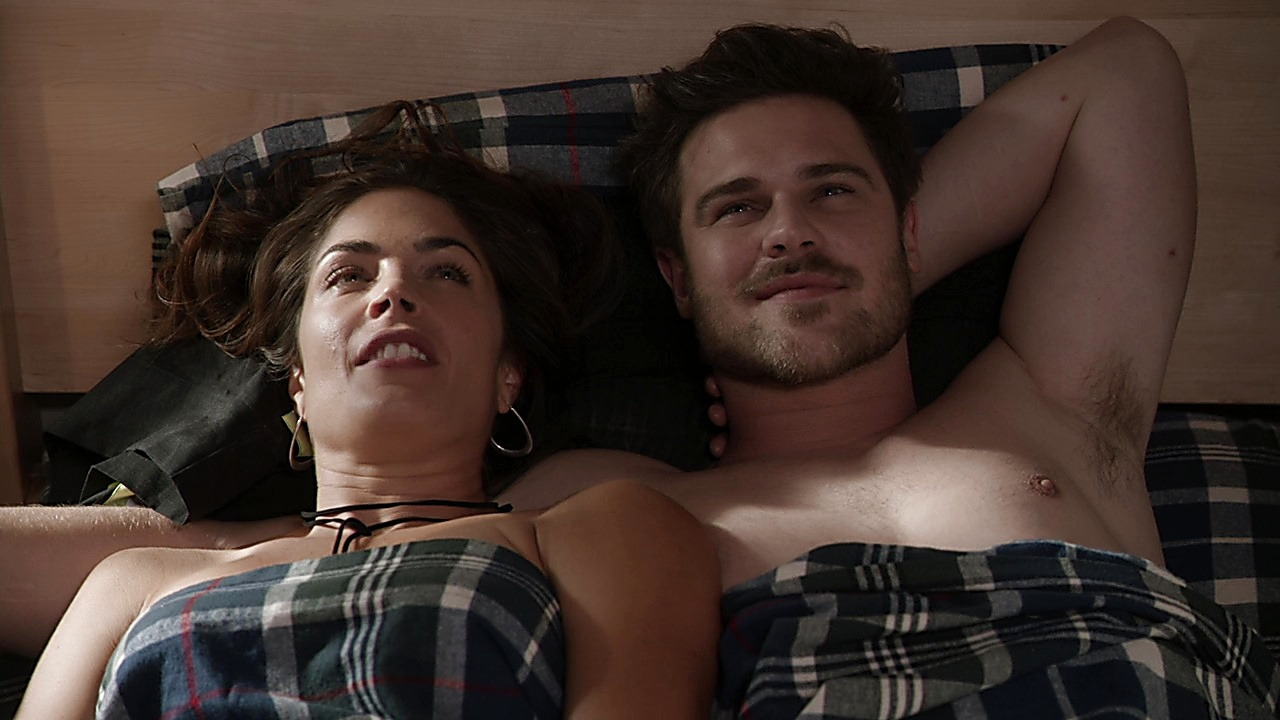 Grey Damon sexy shirtless scene February 8, 2020, 7am