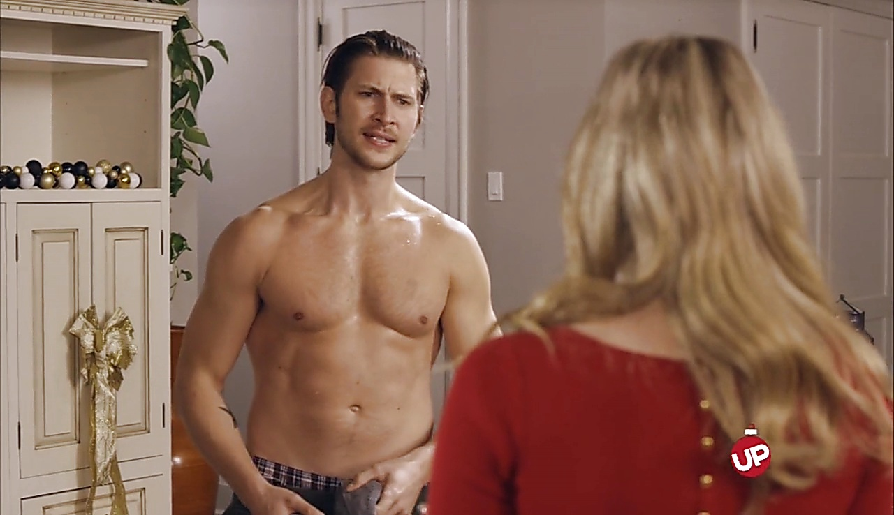 Greyston Holt latest sexy shirtless scene November 13, 2017, 3pm