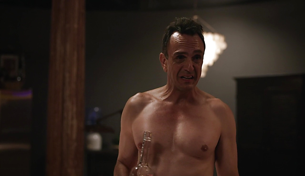 Hank Azaria sexy shirtless scene May 10, 2018, 1pm